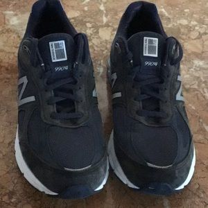 Made in America New Balance shoes